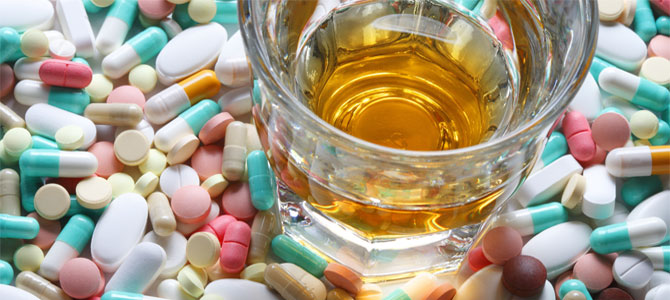 drugs alcohol uitgaan