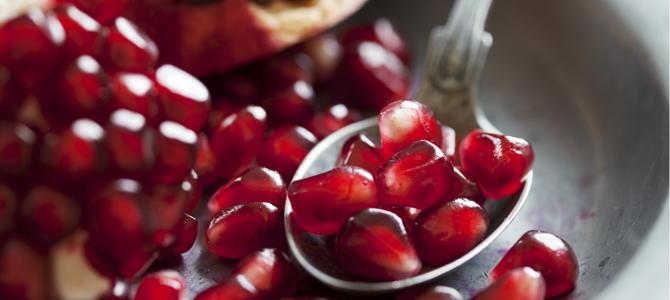 granaatappelpitjes