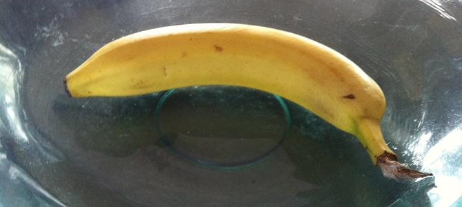 single banaan