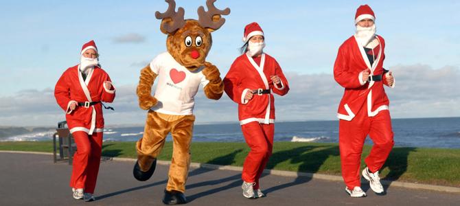 hardlopen kerst