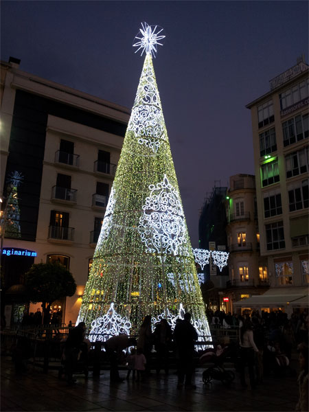 malaga-kerst