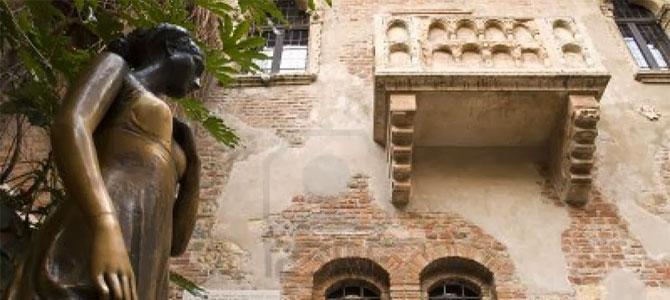 Citaten Romeo En Julia : Balkon romeo en julia verona gaat geld kosten singlessite