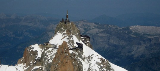 Mont Blanc Frankrijk