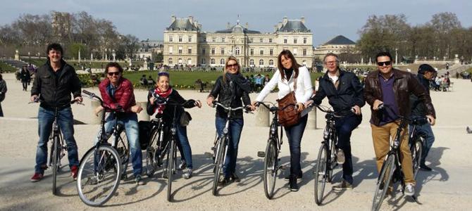 Parijs tour