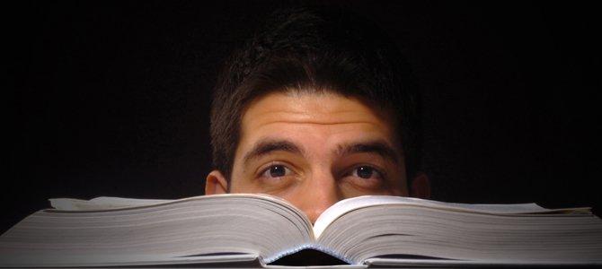 nerd boek lezen