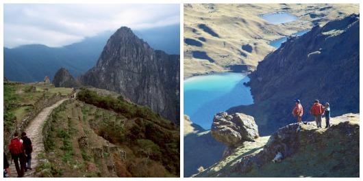 Inca Trail versus Lares Trail