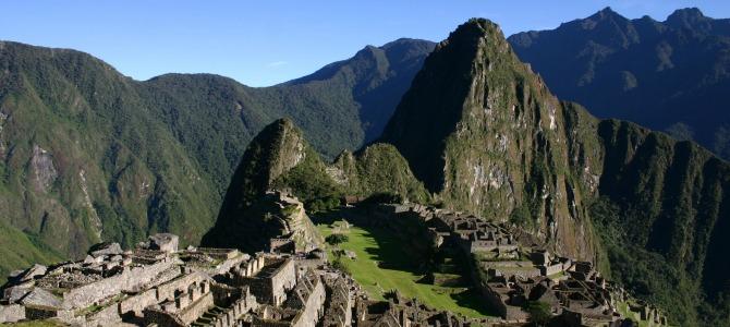 Mustsee tijdens je groepsreis Peru: Machu Piccu