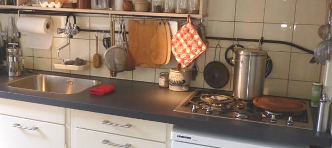 keuken inrichten afvallen