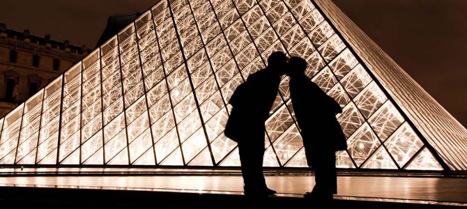 Parijs romantiek
