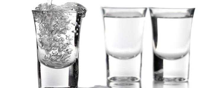 Water tegen kater