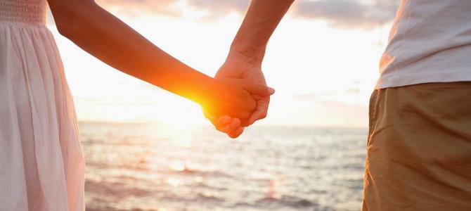 Holding handen zonder dating