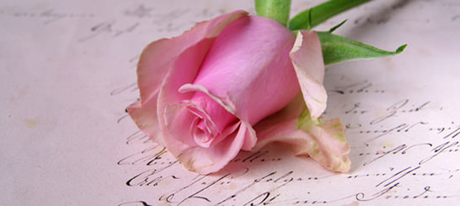 liefdes brief