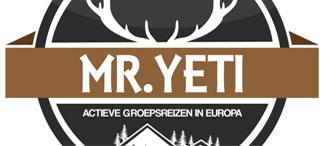 Mr. Yeti Singlereizen Vlaanderen