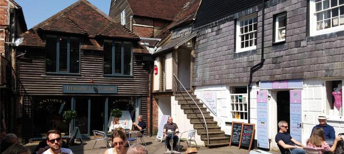 Ontdek De Antieke Schoonheid Van Zuid Engeland Singlessite