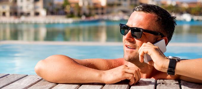 single man zomervakantie