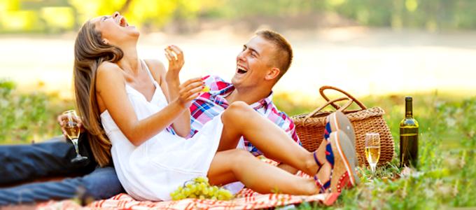 Date picknick Simple Picnic