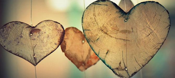 Hartjes valentijn