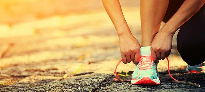 bewegen geeft positief gevoel