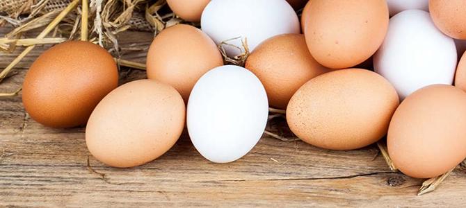 paasontbijt met eieren