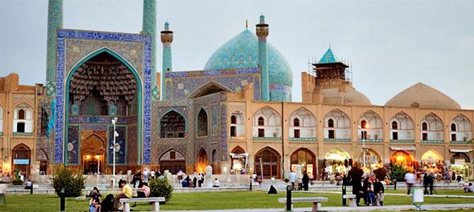 rondreis groep Iran
