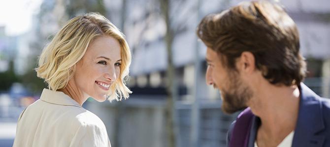 Flirten voor mooier leven