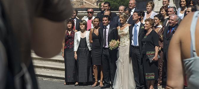 Huwelijk Rome