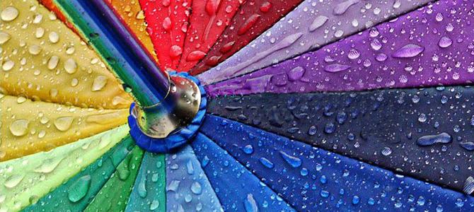 trouwdag regen