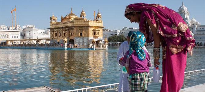 Vakantie India met kinderen