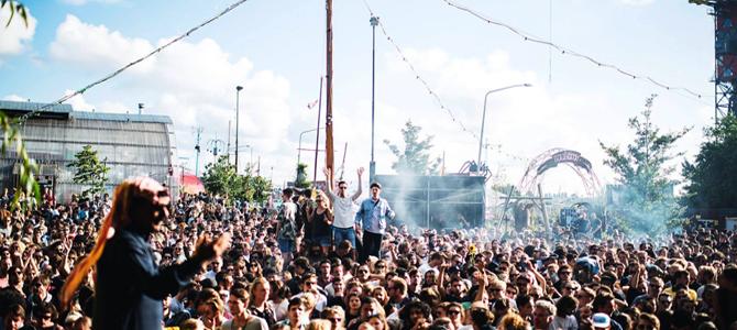 vreemde festivals