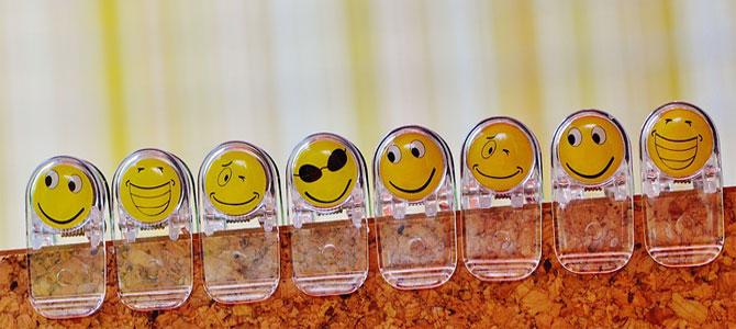 smiley collega