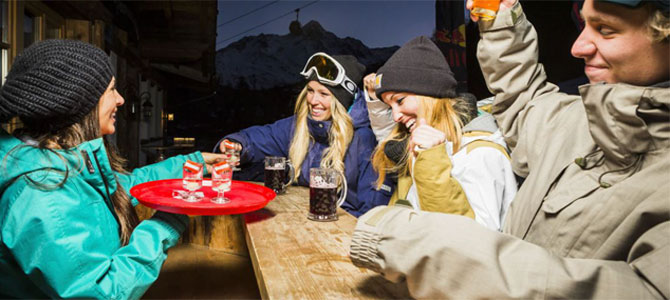 eenouder ski singles wintersport
