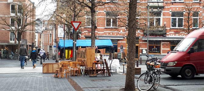 Antiekmarkten Belgie