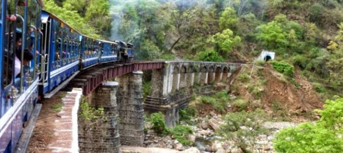 trein reizen india