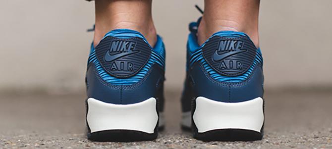 blauwtje lopen
