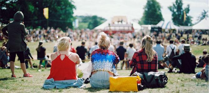 festival kampeer tips
