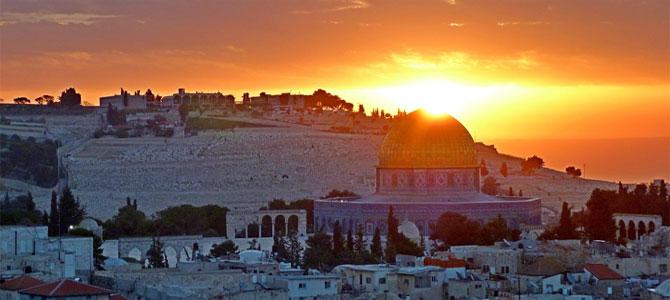 Groepsreis Israel