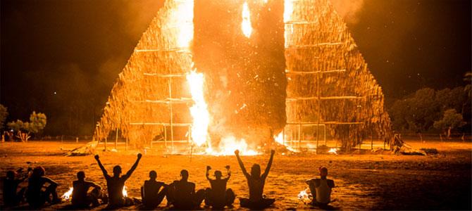 Festivals reizen Afrika