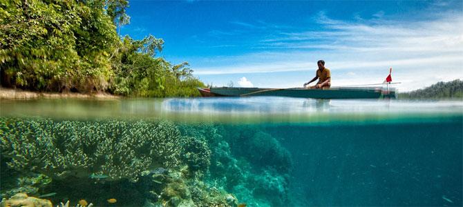 snorkelen indonesie