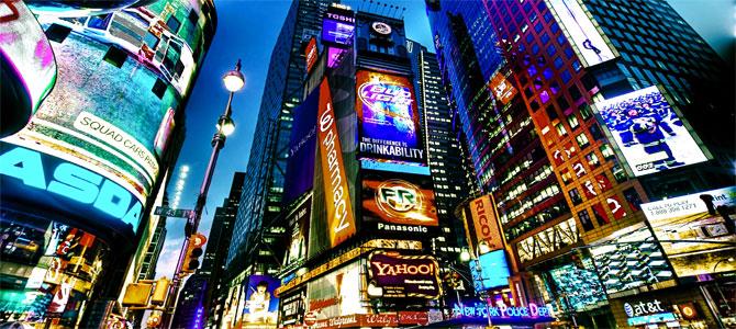 New York reizen