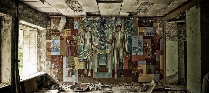Tjernobyl vakantie populair