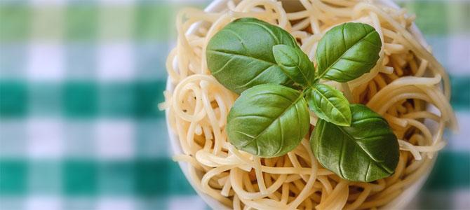pasta singles recept