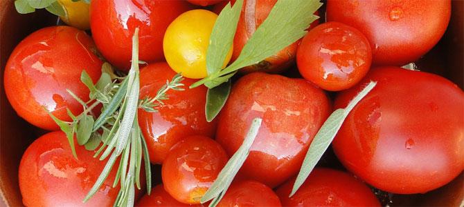 singles recept tomatensoep