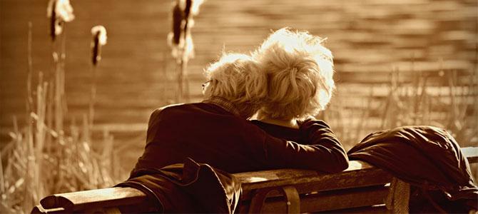 verliefd op latere leeftijd